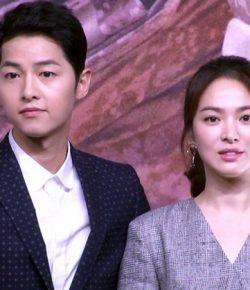 Digosipkan Tak Hadir, Nama Song Hye Kyo Terdaftar di Tamu VIP Premiere Battleship Island