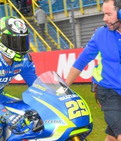 Guna Tampil Lebih Kompetitif, Suzuki Siap Tambah Armada di MotoGP 2018