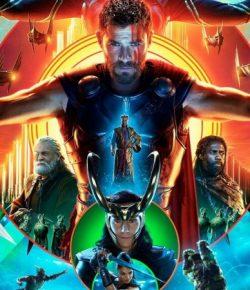 Isu Cinta di Balik Kerjasama Valkyrie dan Grandmaster di Thor: Ragnarok
