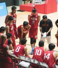 Jelang Tampil di SEA Games 2017, Timnas Basket Indonesia Jalani 6 Uji Coba di Lithuania