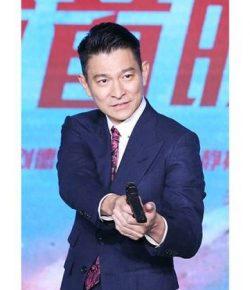 Akhirnya, Andy Lau Promosi Film The Adventurers Usai Alami Cedera Parah