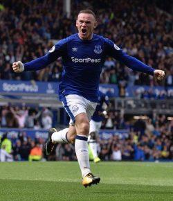 Jadi Pahlawan bagi Everton di Laga Pertama, Rooney Banjir Pujian