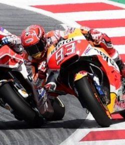 Juara 1 di GP Austria, Dovizioso Nikmati Persaingan dengan Marquez