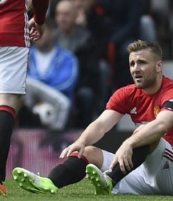 Miliki Masa Depan Suram dengan Man United, Barnet: Shaw Cinta Bermain di Old Trafford