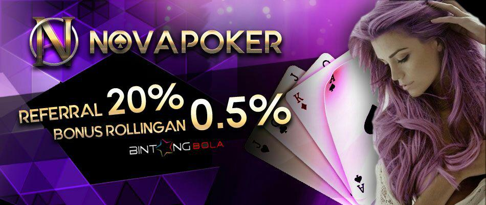 Judi Poker Online NovaPoker