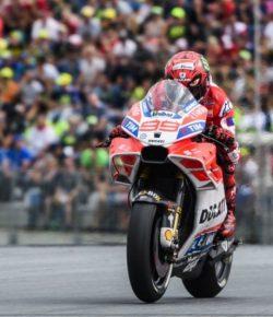 Raih Tempat 3 di Kualifikasi, Lorenzo: Kami Ada di Jalan yang Benar