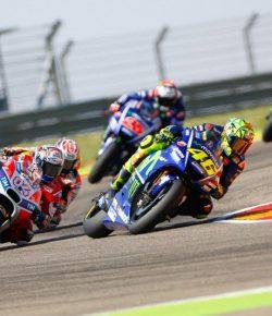 Finis di Depan Andrea Dovizioso, Ini Kunci Sukses Valentino Rossi