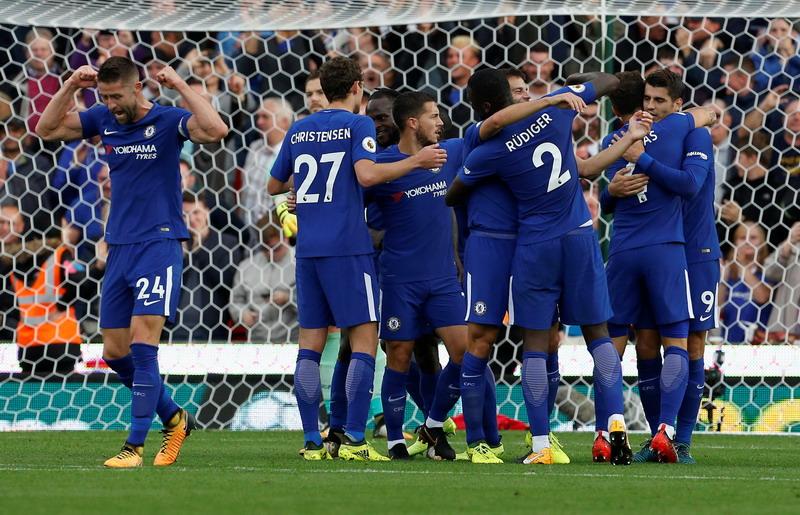 Liga Inggris 4 September 2017