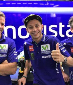 Lolos Tes Medis, Valentino Rossi Fixed Balapan di Aragon