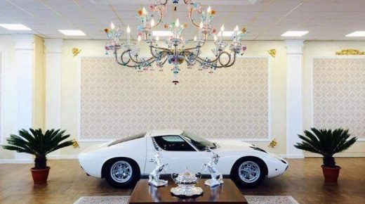 Mobil Legendaris Lamborghini Ini Cari Tuan Baru, Dijual Online Rp46 M