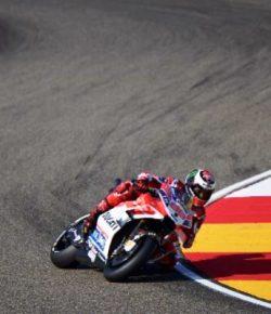 Raih Posisi Ke-2 di Kualifikasi MotoGP Aragon, Bukti Lorenzo Beradaptasi dengan Baik Bersama GP17