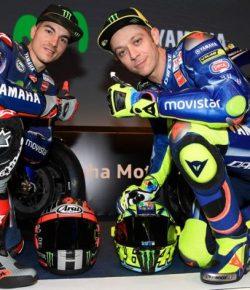 Rossi dan Vinales Tercecer di Latihan Bebas 2 MotoGP Aragon, Meregalli: Ini Jadi Tantangan Kami