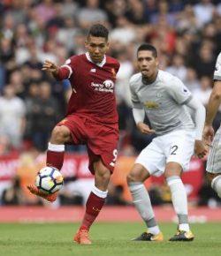Laga Berjalan Alot, Liverpool Imbangi Manchester United Tanpa Gol di Babak Pertama