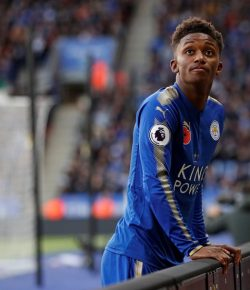 Lewat Usaha Manis, Demarai Gray Bawa Leicester Unggul 2-0 atas Everton