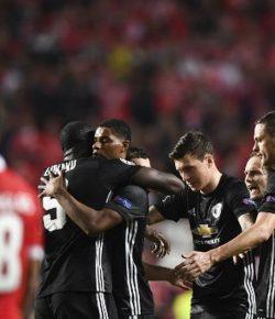 Manchester United Hanya Menang 1-0 atas Benfica, Matic: Terpenting 3 Poin