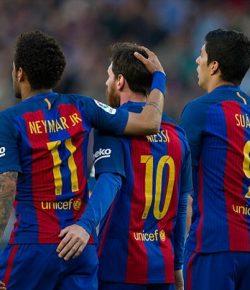 SPORT TWEETS: Kunjungi Tempat Latihan Barcelona, Neymar Temu Kangen Bareng Messi dan Suarez