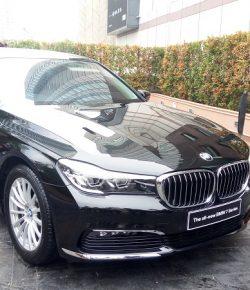 Wow, BMW Tawarkan Seri 7 untuk Mobil Presiden RI