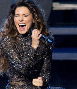 Wow! Shania Twain Berhasil Puncaki Penjualan Album Dunia