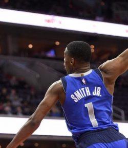 NBA: LeBron James Sanjung Rookie Mavericks