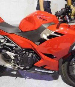 All New Kawasaki Ninja Resmi Meluncur, Ini Harganya