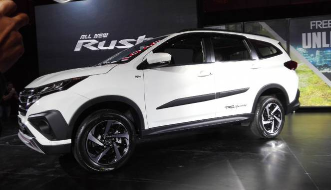 Spesifikasi All New Rush Vs Honda BR-V - BeritaBintang