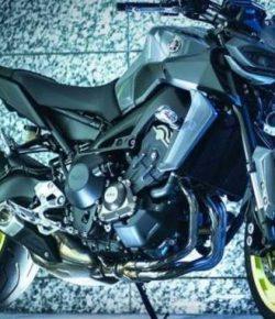 Yamaha Luncurkan Motor 'Telanjang' MT-09, Desain Lebih Kece