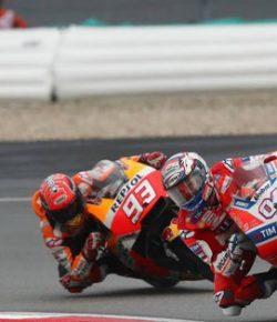 Bakal Jadi Seri Penentu Juara Dunia MotoGP 2017, Ini Cuplikan Jelang Balapan di Valencia