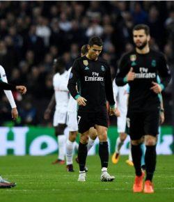 Dibantai Tottenham Hotspur 1-3, Ronaldo Minta Madrid Tetap Tenang