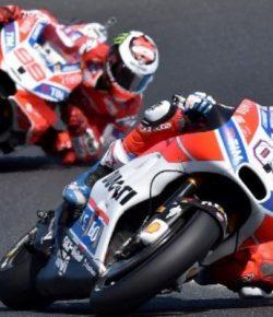 Digosipkan Bakal Kembali Bantu Dovizioso Raih Kemenangan di Valencia, Lorenzo: Lihat Saja Nanti!