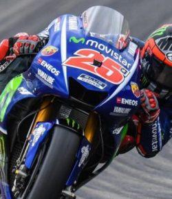 Hadapi Persaingan Sengit MotoGP 2017, Vinales: Saya Banyak Belajar dari Musim Ini