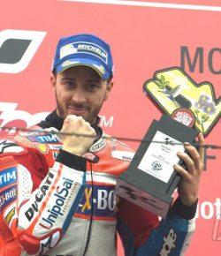 Jaga Persaingan Raih Gelar Juara MotoGP 2017, Dovizioso: Berpikir Positif Jadi Kunci Keberhasilan