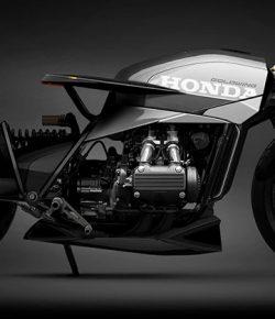 Bocoran Desain Motor Masa Depan Mengaburkan Fantasi dan Kenyataan, Ini Foto-Fotonya