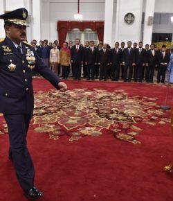 DPR Terbuka Terima Masukan Panglima TNI Hadi Tjahjanto soal Revisi UU Terorisme