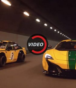 Penggemar Supercar di Jepang Bisa Nekat Pasang Knalpot 3.000 Meter ke Udara, Kok Bisa?