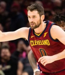 Gagal Tampil pada NBA All-Star 2018, Ini Curhat Kevin Love