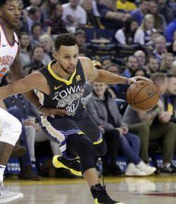 NBA: Warriors Tanpa Kesulitan Benamkan Suns