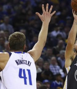 NBA: Sikat Mavericks, Warriors Akhiri Keterpurukan