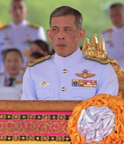 Bakar Foto Raja, Pemuda Thailand Dihukum 11 Tahun Penjara