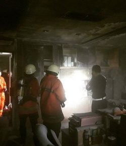 Kerugian Akibat Kebakaran di Kompleks DPR Capai Rp300 Juta