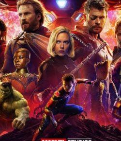 Avengers Infinity War Rilis Trailer Peperangan Hidup-Mati Anggota 'Avengers' Melawan Thanos