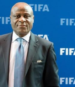 Bos Kongo DR Constant Omari memegang alih korupsi
