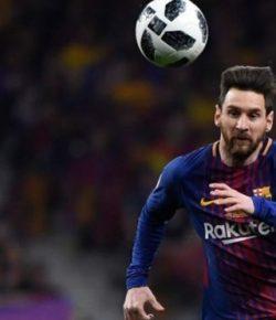 Lionel Messi menang bertarung untuk mendaftarkan dirinya sebagai merek dagang