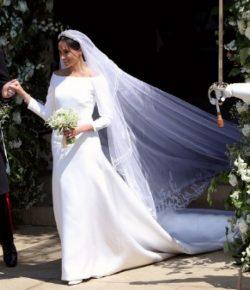 Ayah Meghan Markle Menangis Lihat Putrinya Menikah dengan Pangeran Harry