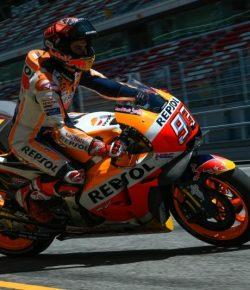 Banyaknya Kecelakaan di MotoGP Catalunya 2018 Sempat Pengaruhi Marquez