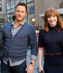 Ketika menandatangi perjanjian kerahasiaan film, Chris mengaku bahwa dia membuat pengecualian untuk Bryce.