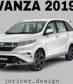 Beginikah Wujud Model Terbaru Mobil Sejuta Umat Avanza-Xenia 2019?