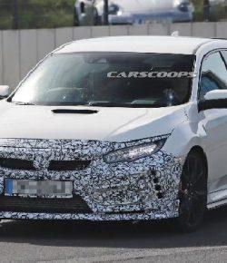 Honda Civic Type R 2019 Tambah Keren, Spoiler Kini Lebih Imut