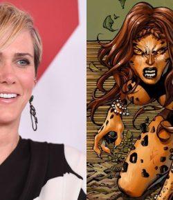Video Syuting Lagi-Lagi Bocor, 'Wonder Woman 1984' Tampilkan Aksi Cheetah