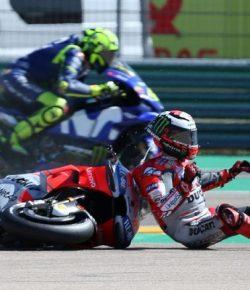 Berita Bintang – Cedera Patah Tulang, Lorenzo Bisa Membalap di MotoGP Thailand?