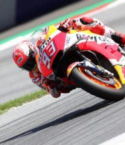 Berita Bintang – Marquez Tercepat Kalahkan Dua Ducati di FP II MotoGP Aragon